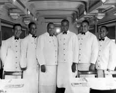 Southern Pacific Waiters
