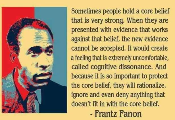 Fanon Cognition